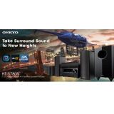 ซื้อ Onkyo Ht S7805 5 1 2 Ch Dolby Atmos® And Dts X™ Onkyo