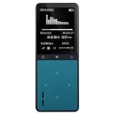 ขาย ซื้อ ออนไลน์ Onn W8 เครื่องเล่นเพลงพกพารองรับ Lossless บลูทูธ บันทึกเสียง นับก้าวเดินได้ สีฟ้า