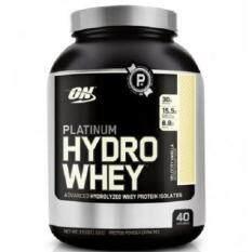 Optimum Nutrition Platinum Hydro Whey Velocity Vanilla 3 5 Lbs ใน กรุงเทพมหานคร