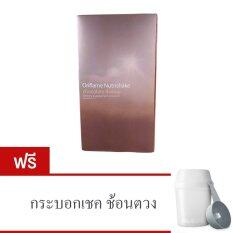 ส่วนลด Oriflame Nutrishake Weight Loss Protein Chocolate 378G Oriflame กรุงเทพมหานคร