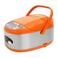 ราคา Oxygen หม้อหุงข้าวดิจิตอล 450W รุ่น Rc 115 สีส้ม ที่สุด