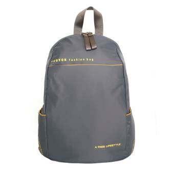 PACK UP กระเป๋าเป้ FOUVOR รุ่น 2538-23 (สีเทา)-