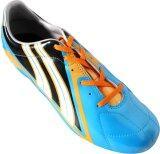 Pan รองเท้าฟุตบอล Football Shoes Bo รุ่นPf 15F2 สีฟ้า Pan ถูก ใน กรุงเทพมหานคร