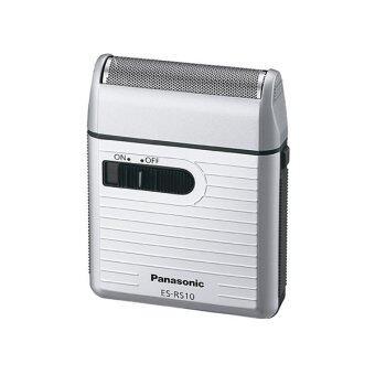 Panasonic เครื่องโกนหนวด รุ่น ES-RS10 Made in JAPAN (Silver)