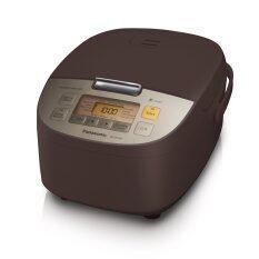 Panasonic หม้อหุงข้าวไมคอม 1.0 L รุ่น SR-ZS105TSN (น้ำตาลแดง) ราคาย่อมเยาว์
