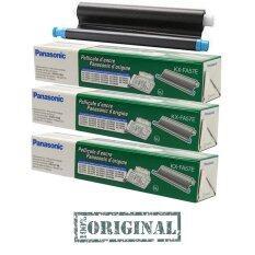 ราคา Panasonic Kx Fa57E ฟิล์มแฟกซ์ของแท้ แพ็ค 3 กล่อง ใหม่