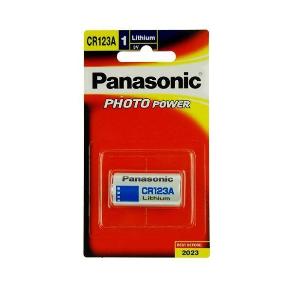 Panasonic Lithium Battery รุ่น CR-123