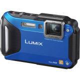 ราคา Panasonic Lumix Dmc Ft6 16Mp 4 6X Blue ใหม่ล่าสุด