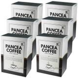 ขาย Pancea Coffee แพนเซีย คอฟฟี่ กาแฟปรุงสำเร็จ ควบคุมน้ำหนัก สูตรเข้มข้น หอมกรุ่น อร่อย ชนิดผง ขนาด 10 ซอง 6 กล่อง Pancea เป็นต้นฉบับ