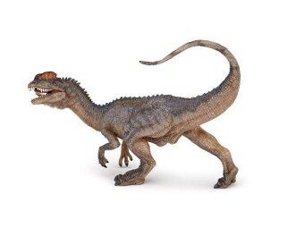 Papo : PPO55035* โมเดลไดโนเสาร์ Dilophosaurus