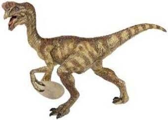 Papo : PPO55018* โมเดลไดโนเสาร์ Oviraptor