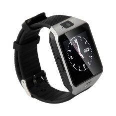 powerbank cc นาฬิกาโทรศัพท์ Smart Watch รุ่น A9 Phone Watch (Sliver)