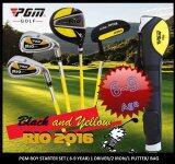 ขาย Usa Kids Golf Set Junior Boy 6 9 Year Black Yellow Gun Bag By Pgm Pgm ผู้ค้าส่ง