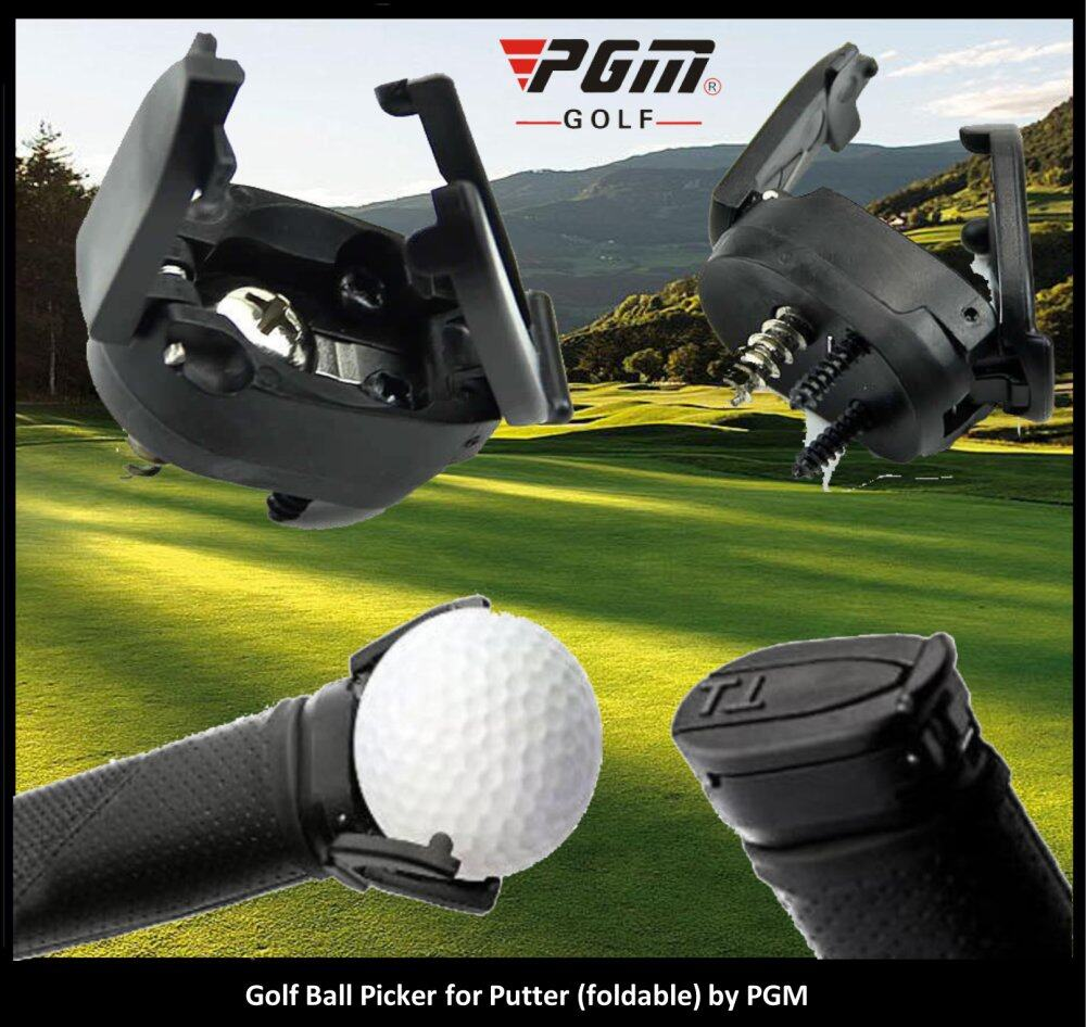 Golf Ball Pickup Tool for Putter by PGM