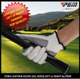 ขาย Golf Glove Sheep Skin Leather Man By Pgm White ถูก ใน ไทย