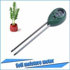 ทบทวน ที่สุด Ph Moisture Meter เครื่องวัดค่า Ph ความเป็นกรด ด่างความชื้น และความสว่าง 3 In 1 Soil Ph Meter