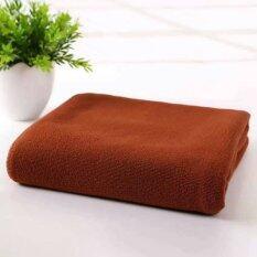 ความคิดเห็น ผ้าขนหนู ผ้าเช็ดตัว ผ้ารับไหว้ ผ้านาโน ขนาด30นิ้วX60นิ้ว จำนวน1ผืน O 875