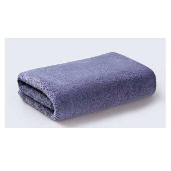 ผ้าขนหนู ผ้าเช็ดตัว ผ้ารับไหว้ ผ้านาโน ขนาด30นิ้วx60นิ้ว(จำนวน1ผืน) O-882