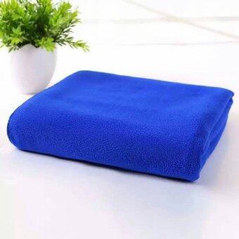 ผ้าขนหนู ผ้าเช็ดตัว ผ้ารับไหว้ ผ้านาโน ขนาด30นิ้วx60นิ้ว(จำนวน1ผืน) O-927