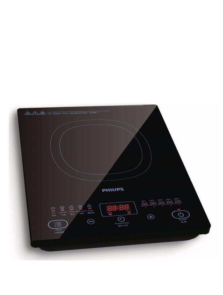 Philips เตาแม่เหล็กไฟฟ้า 2100 วัตต์ รุ่น HD4911