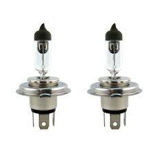 ราคา Philips หลอดไฟหน้า H4 12V 60 55W สว่างเพิ่ม 30 คู่ Philips ออนไลน์