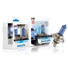 ราคา Philips หลอดไฟรถยนต์ รุ่น Diamondvision H4 ใหม่ล่าสุด