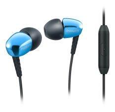 ราคา Philips In Ear Headset She3905Bl 00 Blue