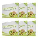 ขาย ซื้อ ออนไลน์ Phytovy ดีท๊อก ไฟโตวี่ เซ็ท 6กล่อง
