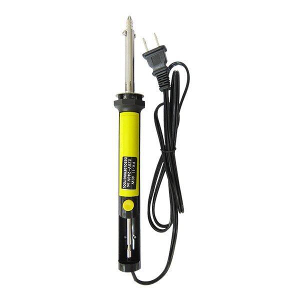 PK ที่ดูดตะกั่วไฟฟ้า PK-11 (40W) - สีเหลือง
