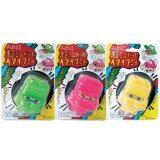 โปรโมชั่น Play Us ชุดSet พวงกุญแจจระเข้ มีสีชมพู สีเขียว สีเหลือง รุ่น 07003 Play Us