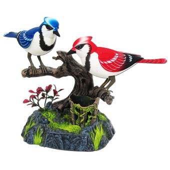 Play Us นก 2 ตัว มีเสียง-