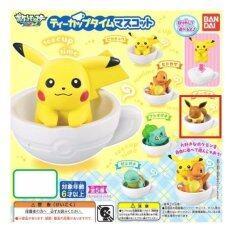 ซื้อ Pokemon Mini Figure In Cup โมเดล โปเกมอนนั่งในถ้วย 03 Bandai