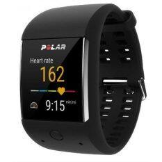 Polar M600 (สีดำ) GPS smartwatch powered by Android Wear นาฬิกาออกกำลังกายอัจฉริยะ