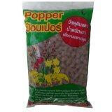 ขาย Popper ป็อบเปอร์ วัสดุดินเผา เม็ดดินเผา สำหรับ ปลูกพืช Size L 1ลิตร 8 ถุง Popper ออนไลน์
