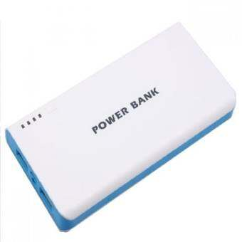 Power Bank 30,000 mAh รุ่น P8 - Blue-