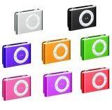 โปรโมชั่น Power Bank Mini Clip Mp3 Player Music Speaker เครื่องเล่น Mp3 ขนาดพกพา 8 ชิ้น 8 Color Power Bank