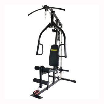 Power Reform Home Gym เครื่องออกกำลัง ฝึก เสริมสร้าง กล้ามเนื้อ โฮมยิม แบบ 1 สถานี Single Station ปรับน้ำหนักได้ Commercial Grade รุ่น Unicorn