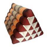 ราคา Praemai หมอนอิงสามเหลี่ยม 15 ช่องใหญ่ สีส้ม เป็นต้นฉบับ