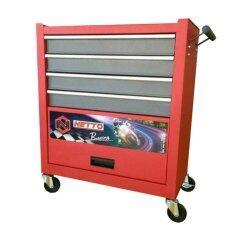ราคา Prin Market ตู้เครื่องมือ ตู้เก็บเครื่องมือ ตู้ช่าง Netto รุ่น Nt Rc4 Prin Market ออนไลน์