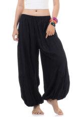 ซื้อ Princess Of Asia กางเกงแม้ว กางเกงโยคะ กางเกงอลาดิน สีดำ Princess Of Asia ออนไลน์