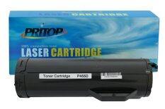 Pritop FUJI XEROX DocuPrint - P455/P455D/M455DF ใช้ตลับหมึกเลเซอร์เทียบเท่า รุ่น (FUJI XEROX)P455 (CT201949) (สีดำ)