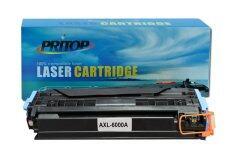 Pritop HP Q6000A (124A) Black ตลับหมึกเลเซอร์เทียบเท่า