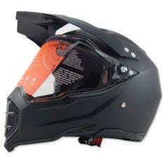 Probiker หมวกกันน๊อควิบาก รุ่น Wlt 128 สีดำด้าน เป็นต้นฉบับ