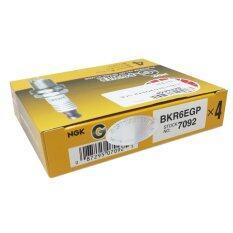 ราคา Scm Shop Ngk หัวเทียน Bkr6Egp G Power หัวเข็ม 4หัว กล่อง ใหม่