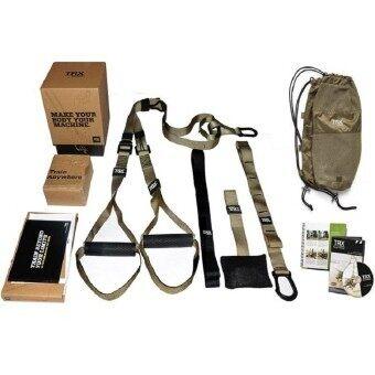 ซื้อ Product Details Of Trx Force Kit อุปกรณ์สร้างซิกแพก สร้างกล้ามเนื้อ Full Set รุ่น Force Tactical ใหม่ล่าสุด Top Model Free คู่มือเทรน 12 สัปดาห์ Dvd 2 แผ่น Trx ออนไลน์