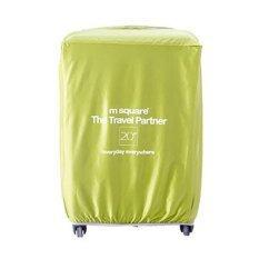 ซื้อ Productdd Msquare Luggage Cover Waterproof ผ้าคลุมกระเป๋าเดินทาง 20 Green Productdd