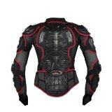 ขาย ซื้อ Professional Motorcycle Body Protection Motorcross Racing Full Body Armor Spine Chest Protective Jacket Gear M Xxxl จีน