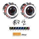 ราคา Projector Bi Xenon 2 Ccfl โปรเจ็กต์เตอร์ไบซีนอล รุ่น Pjw R8B ไฟวงแหวนหน้าสีขาว หลังสีแดง ออนไลน์ นนทบุรี