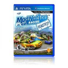 PS Vita Modnation Racers Roadtrip