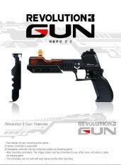 PS3 REVOLUTION 3 GUN